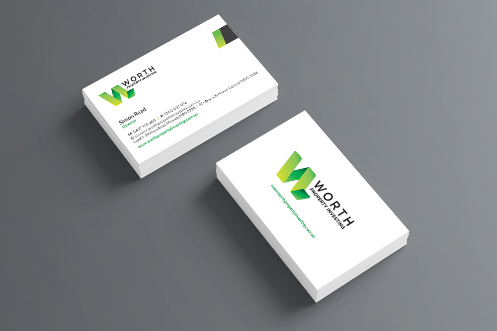 Online business card printing cog print shop sydney cog print stationery business cards square reheart Gallery
